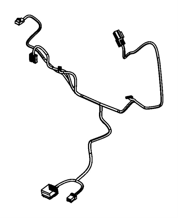 2013 Chrysler 300 Wiring. Power seat. Trim: (*q5.). Ptag