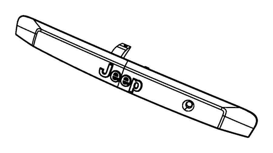 Jeep Compass Bar Light Support Locks Power