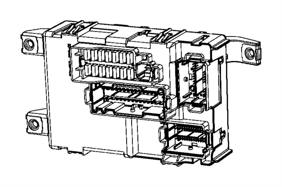 Fiat 500 Module. Body controller. Electrical, modules