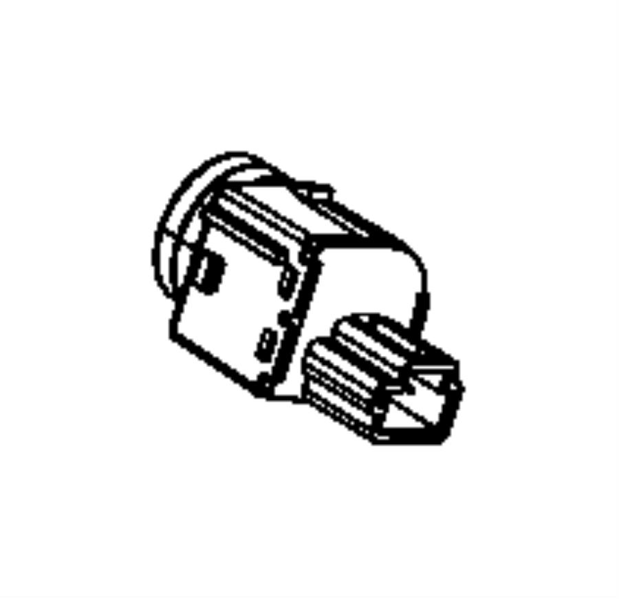 2015 Dodge Viper Switch. Fuel door. Trim: [no description