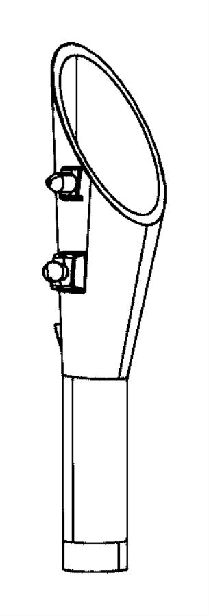 2011 Chrysler 300 Funnel. Fuel tank filler tube. Common