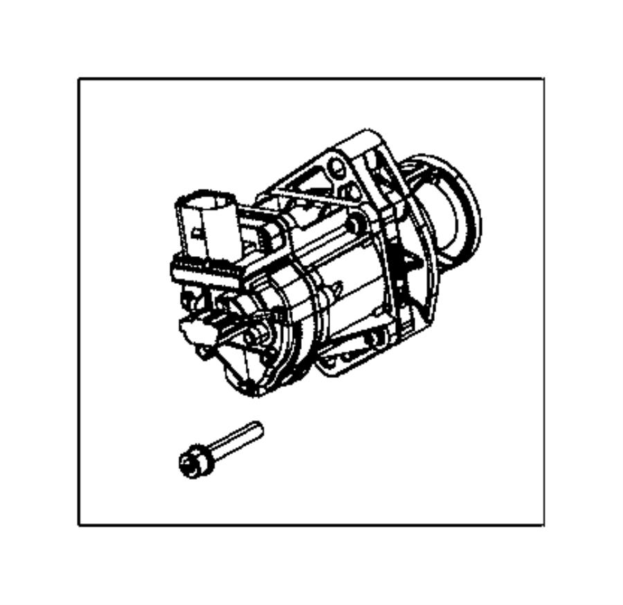 Jeep Grand Cherokee Valve kit. Egr. Emissions, stage