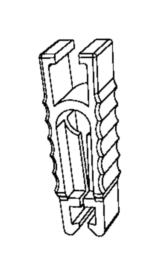 Ram ProMaster Puller. Fuse. Modules, center, power