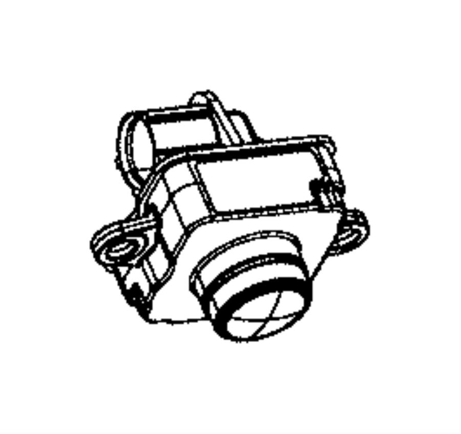 2015 Chrysler 200 Camera. [parkview(tm) rear back-up
