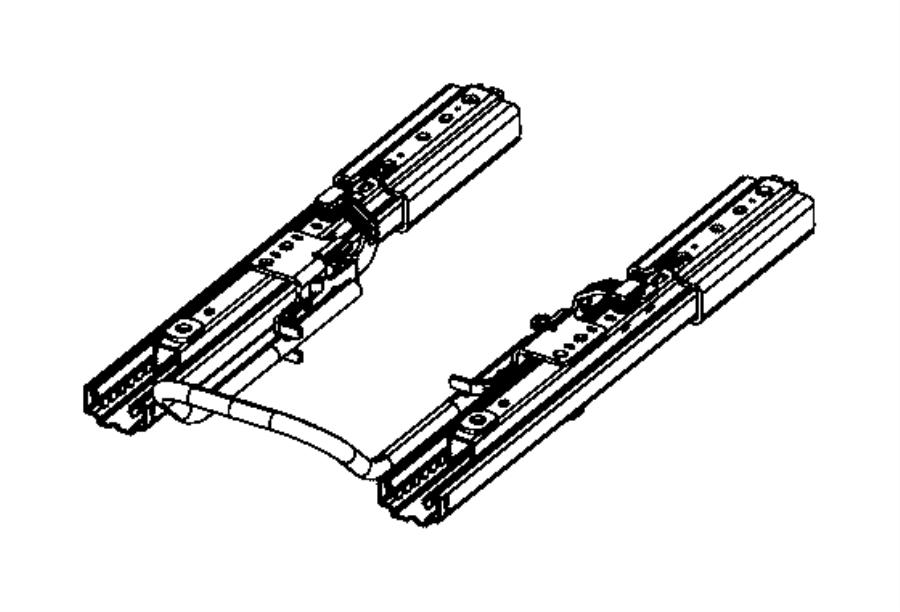 2015 Ram 1500 Adjuster. Manual seat. Trim: [cloth buckets