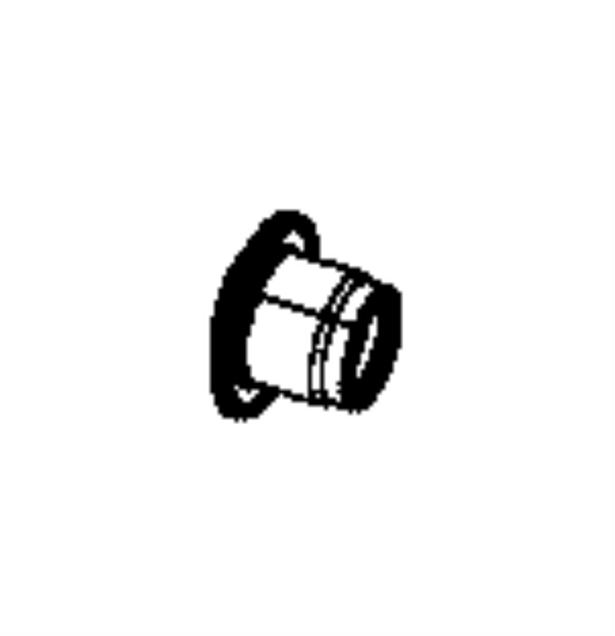 2015 Jeep Cherokee Plug. Oil fill. Shaleh, takeoffmed