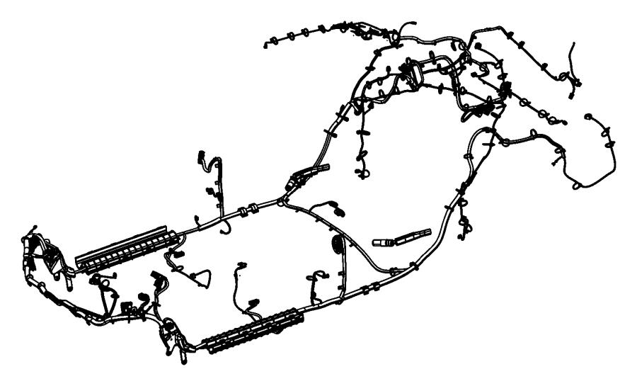 Dodge Dart Wiring. Unified body. [power mirrors], [9
