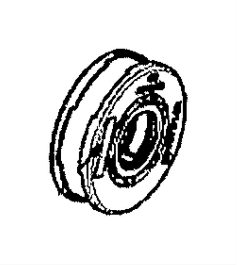 2016 Ram 2500 Filter. Bypass. Heater, engine, block