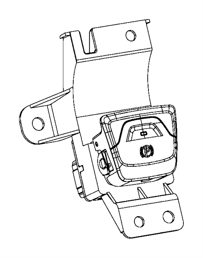 Chrysler 200 Switch. Brake. Electric park brake