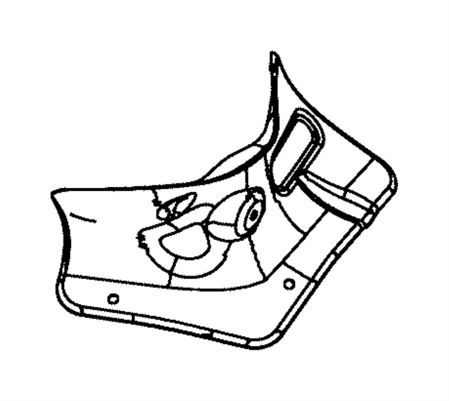 Jeep Heat Shield