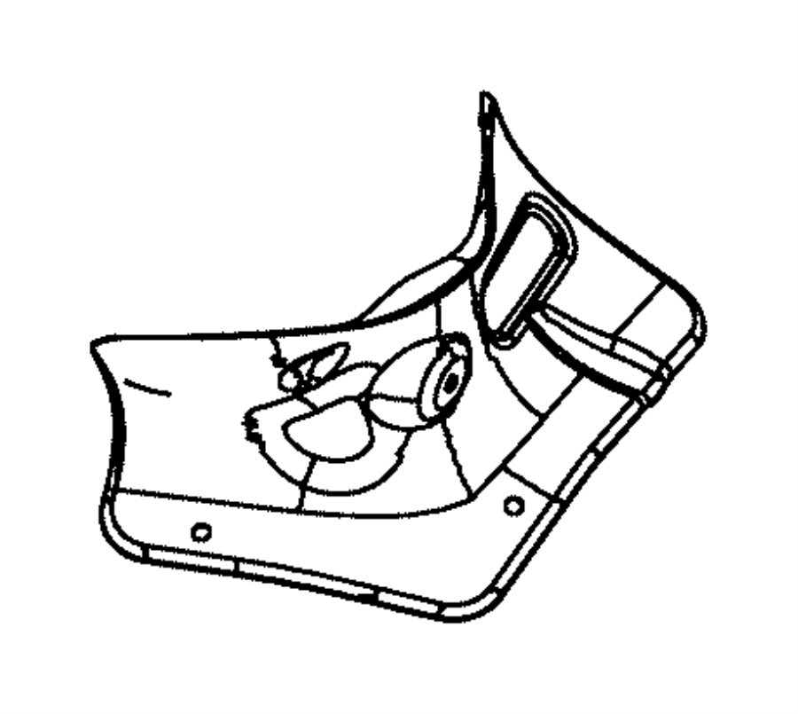 118312 Tone Trailer Hitch Wiring Harness S10 Blazer Suburban Ck