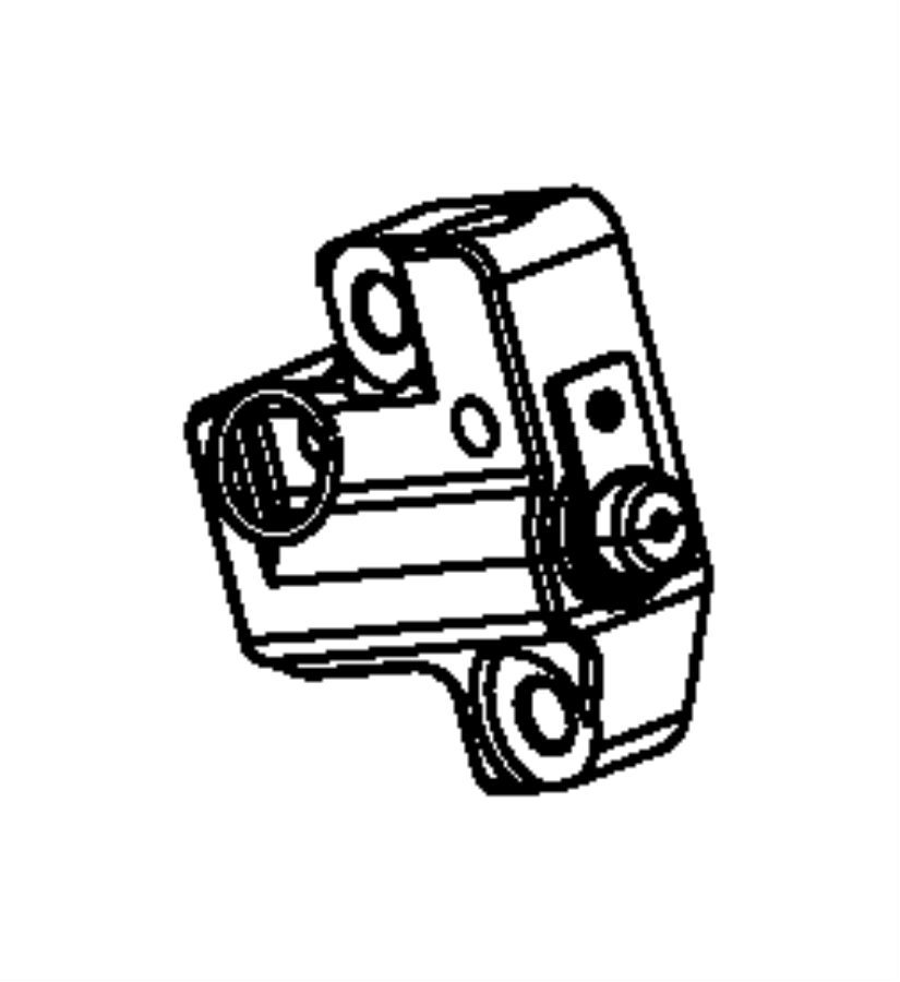 2012 Jeep Patriot Tensioner. Chain. Primary. Hydraulic