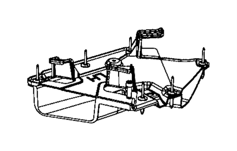 Dodge Viper Duct. Air. Right. [carbon ceramic matrix