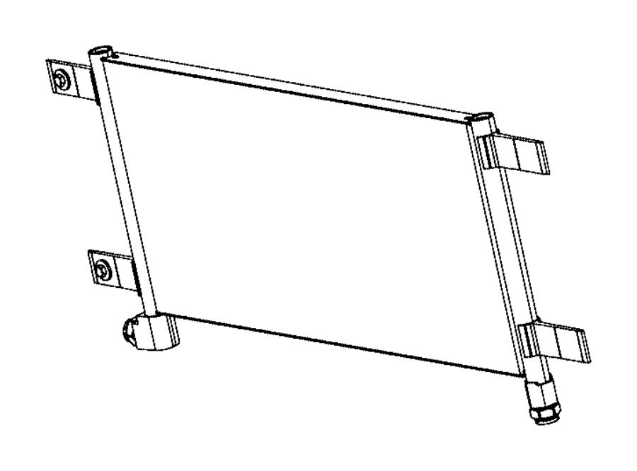 tubular vehicle front end diagram