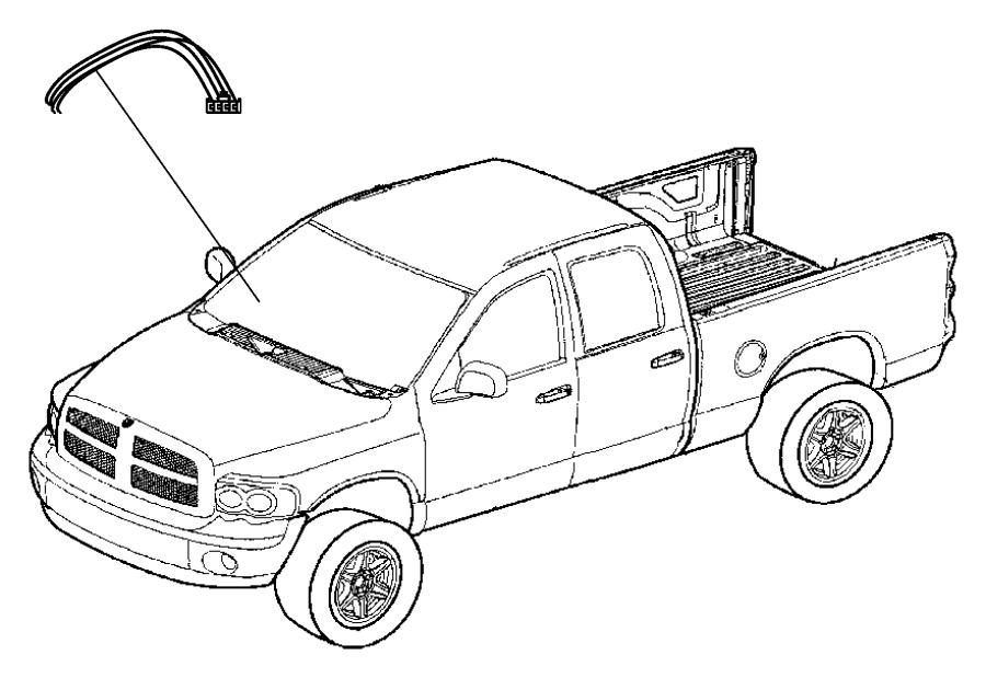 2015 Dodge 5500 Trailer Plug Wiring Diagram
