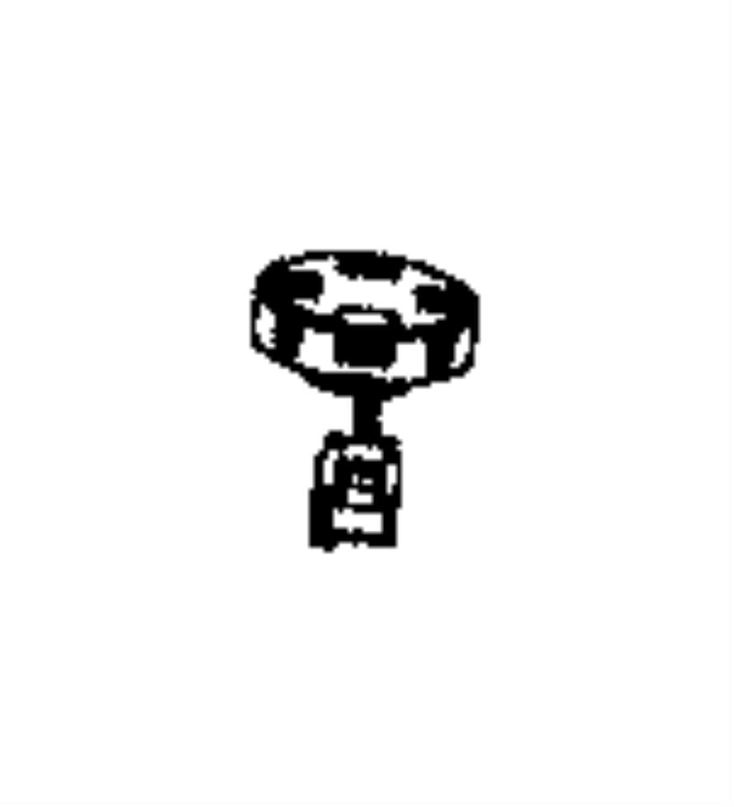 2016 Dodge Challenger Lamp. Led. Export. Trim: [no