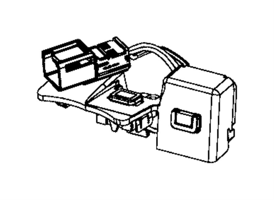 2014 Jeep Wrangler Lamp. Dome. Export. Trim: [all trim