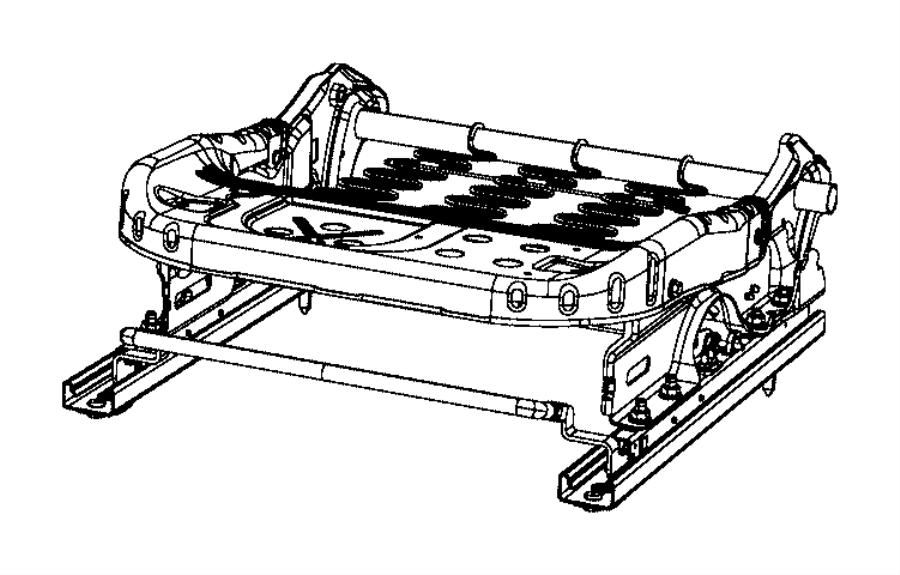 2014 Dodge Challenger Adjuster. Manual seat. Trim: [prem