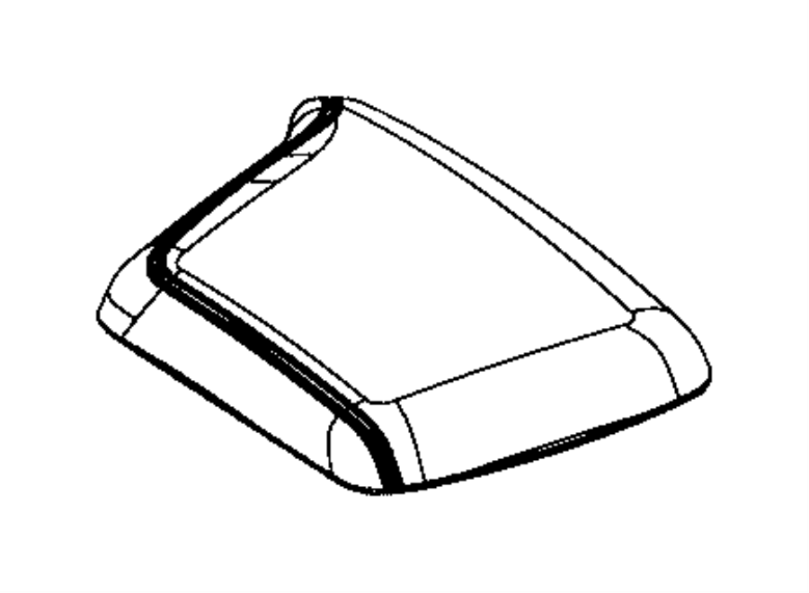 Dodge Challenger Armrest. Console. Trim: [no description