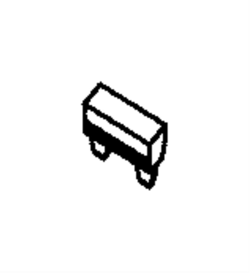 2017 Dodge Challenger Fuse. Mini, mini low profile. 10 amp