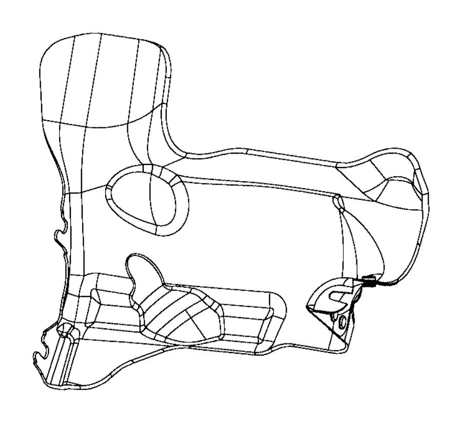 2015 Chrysler 300 Shield. Heat. Starter, related