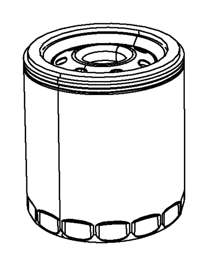 Dodge Dart Fuel Filter
