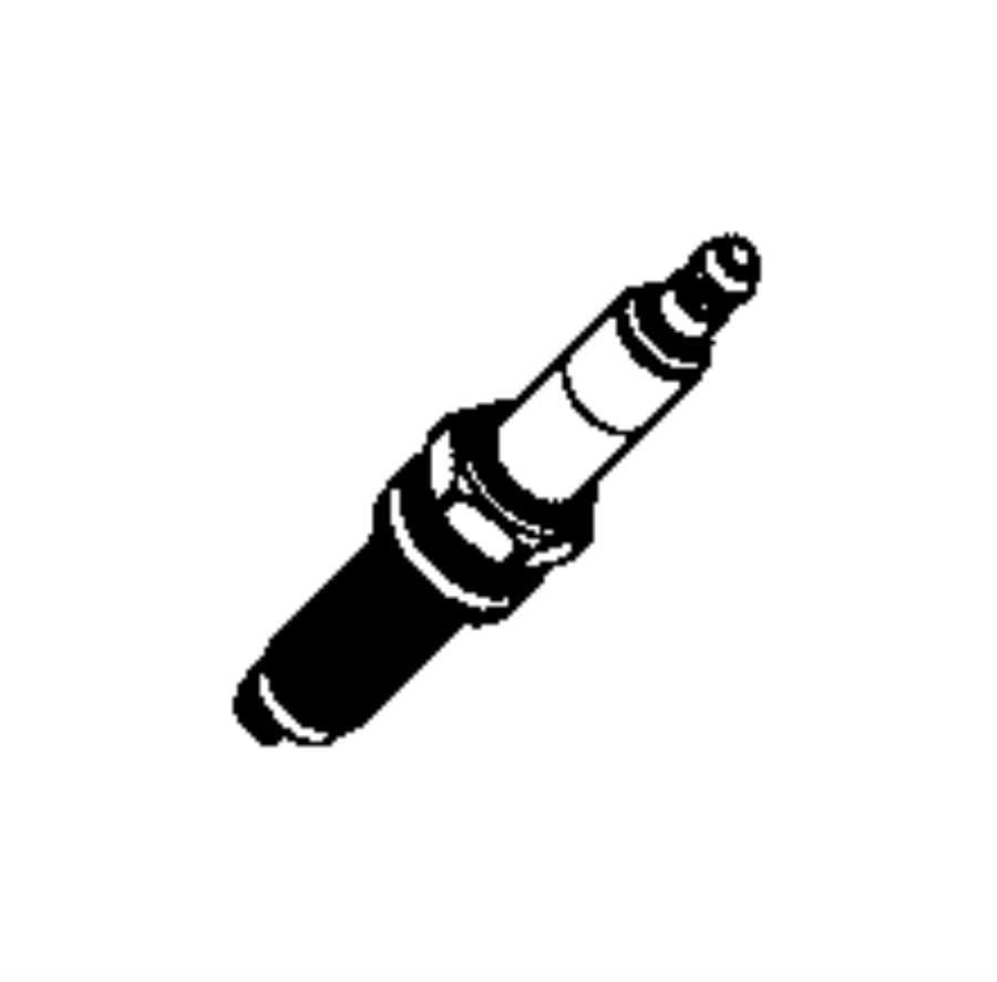 2016 Jeep Grand Cherokee Spark plug. Plugs, ignition