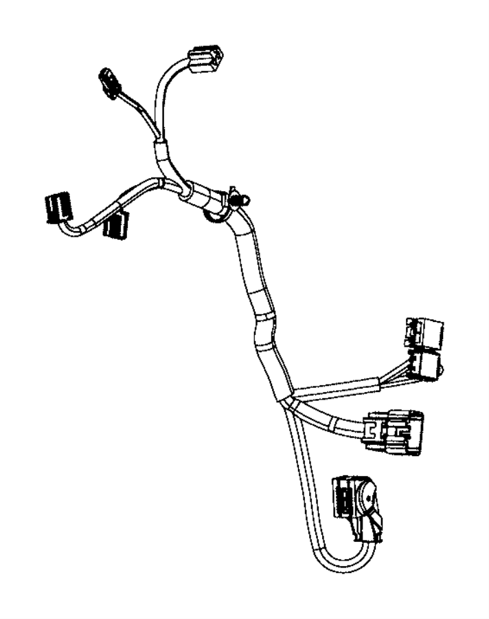 Chrysler Voyager Wiring. Used for: a/c and heater. Export