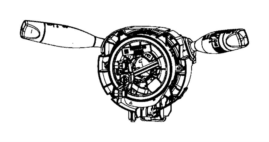 2015 Chrysler 200 Switch. Multifunction. [instrument panel