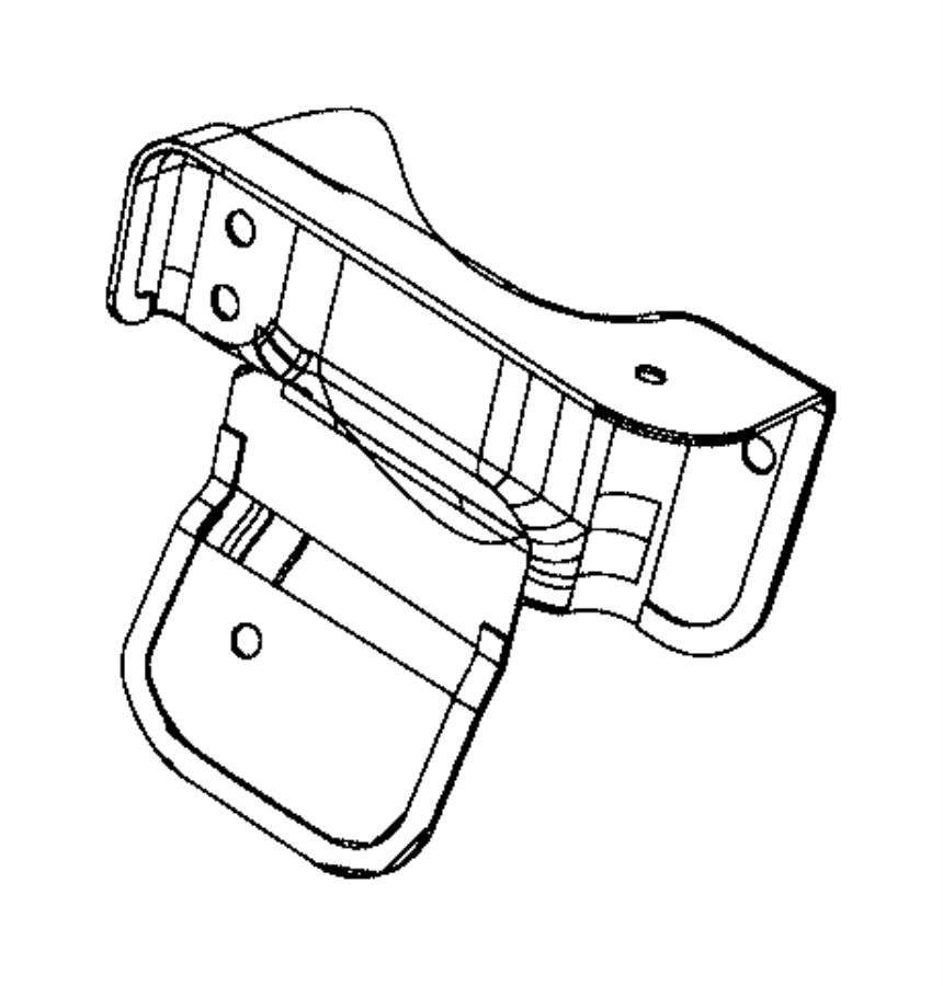 2015 Ram 2500 Shield. Heat. Dps. Reduction, selective