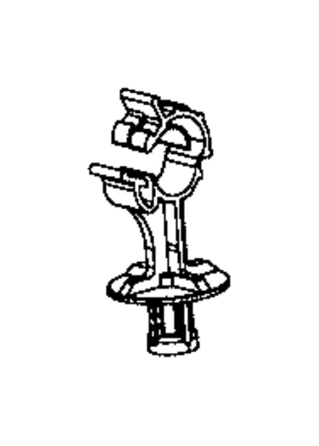 2016 Ram PROMASTER CITY WAGON SLT Clip. Brake booster