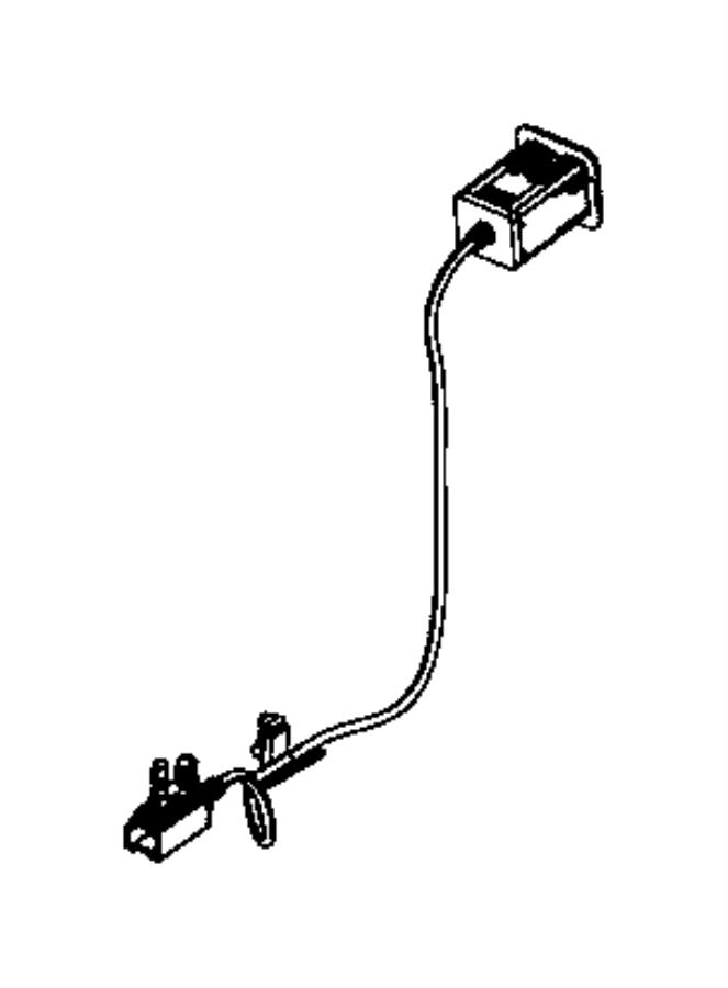 Jeep Wrangler Wiring. Jumper. Universal consumer interface