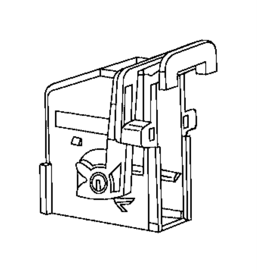 2016 Ram Promaster Fuse Box