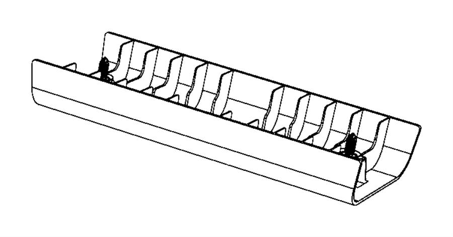 2015 Jeep Wrangler Lamp. Dome. Export. Trim: [all trim