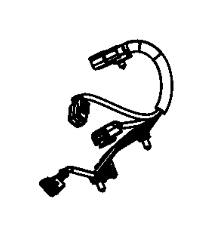 Jeep Wrangler Wiring. Used for: knock, oil pressure, and