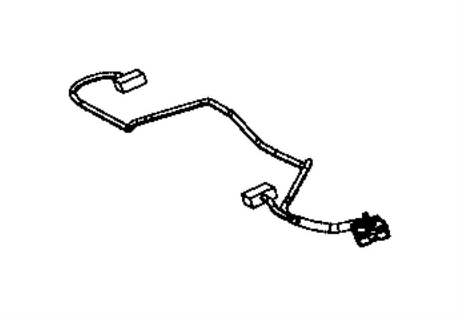 2016 Chrysler 200 Wiring. Sunroof. Trim: [no description