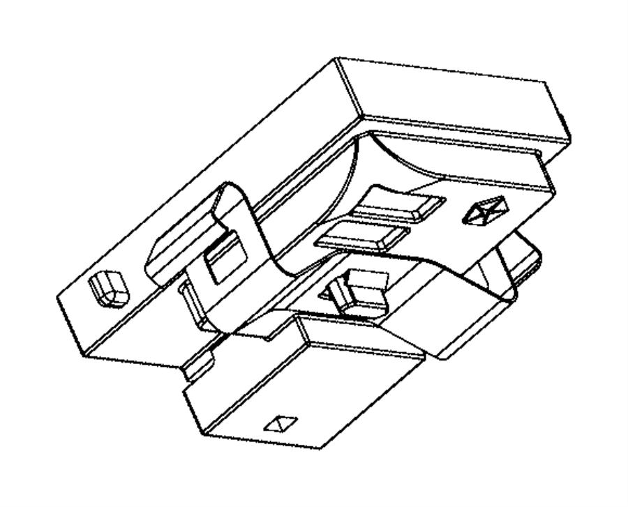 2016 Dodge Dart Sensor. Humidity. Zone, atc, control