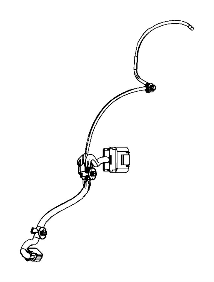 Dodge Viper Wiring. Seat cushion. Driver, left. Trim