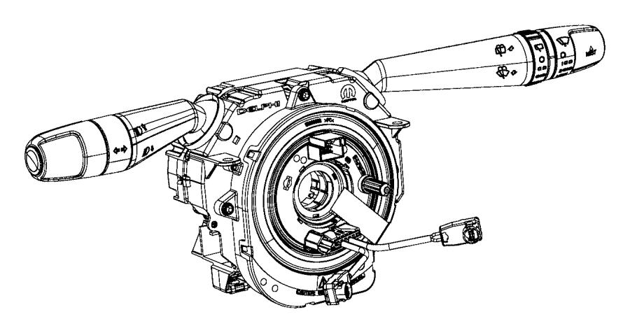 2017 Jeep Renegade Clockspring. Steering column control