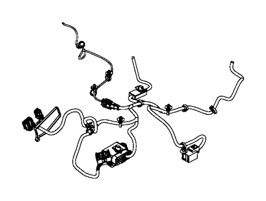 Jeep Renegade Wiring. Seat, seat cushion. Driver, drivers