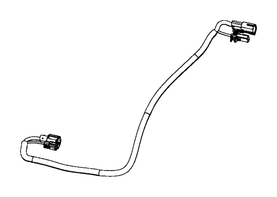 2015 Dodge Charger Wiring. Jumper. Electric power steering
