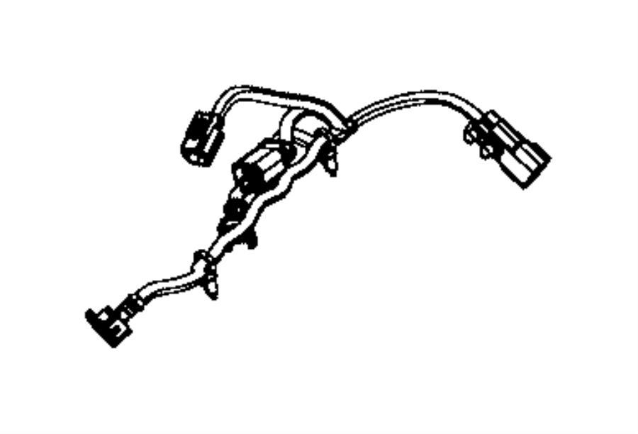 Dodge Grand Caravan Wiring. Used for: knock, oil pressure