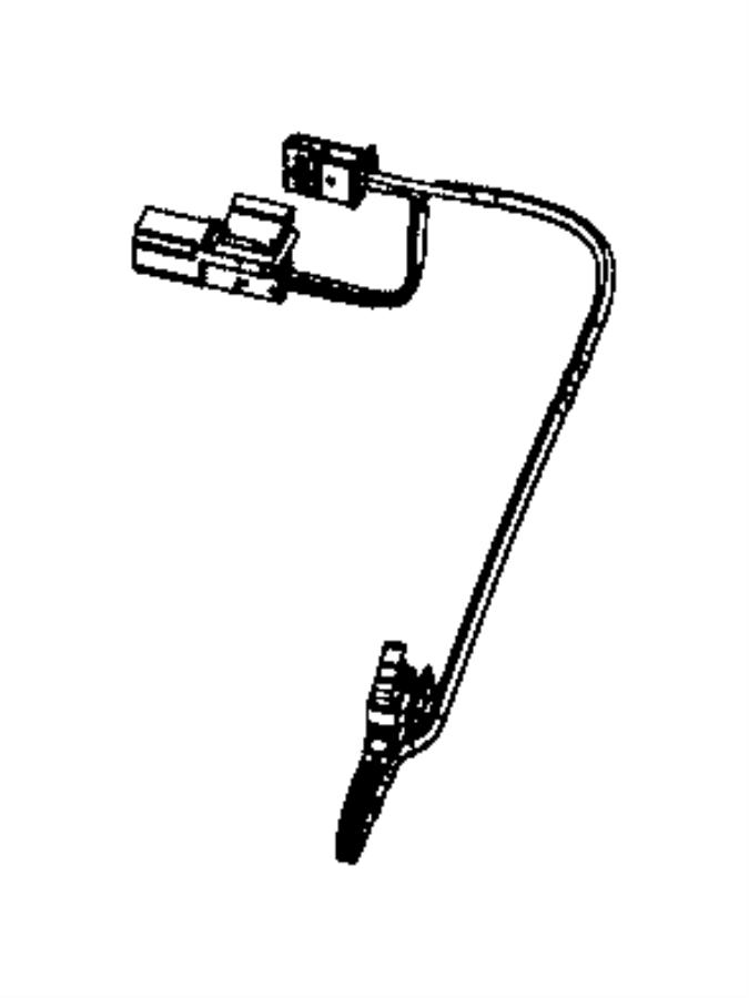 Chrysler Pacifica Switch. Console. Trim: [no description