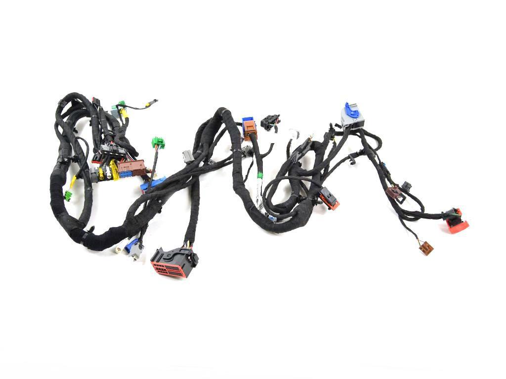 Ram 3500 Wiring. Instrument panel. [uconnect 5.0 am/fm/bt
