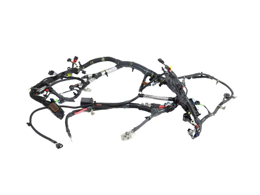 2012 Jeep Wrangler Wiring. Engine. [complete chassis parts