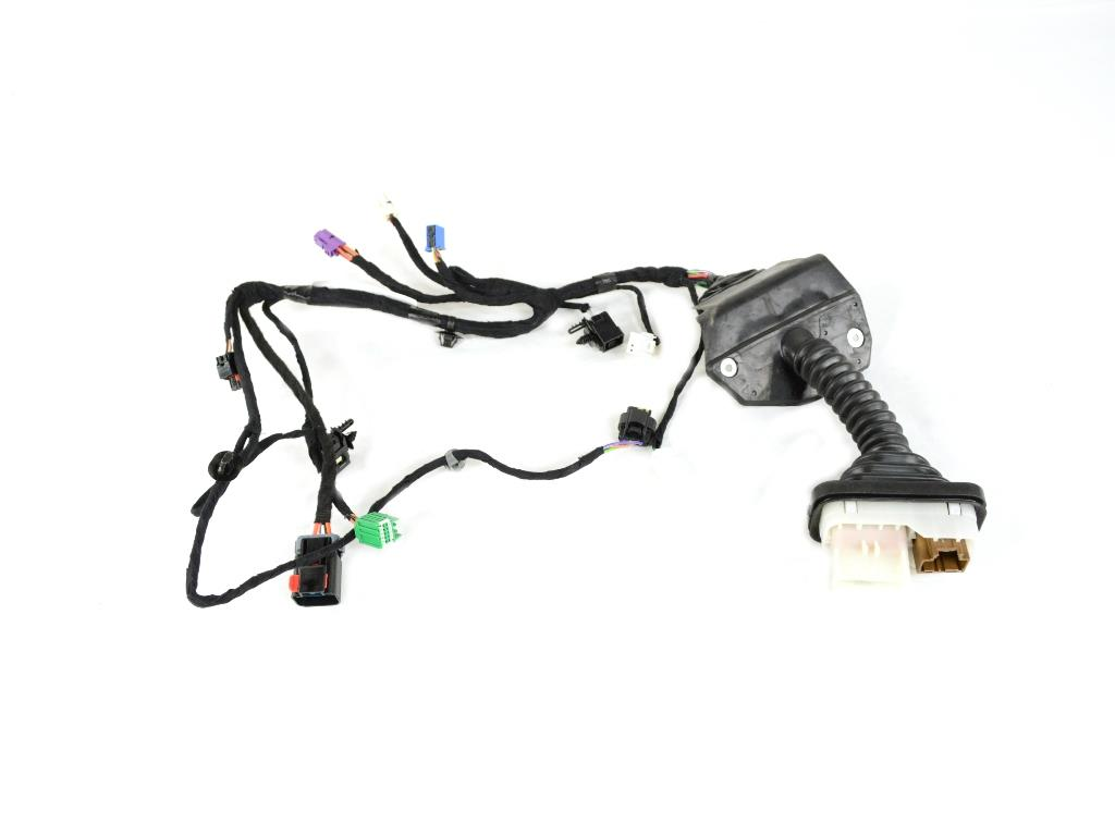 Jeep Grand Cherokee Wiring. Front door. Left, right