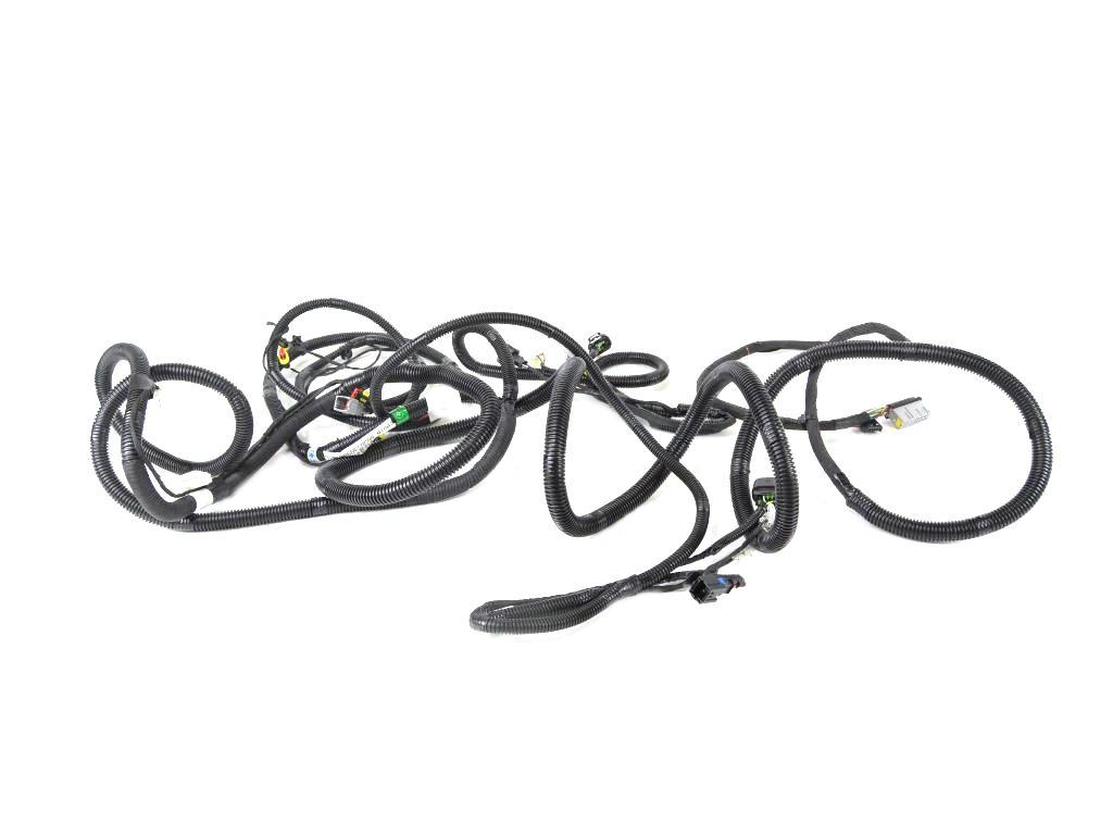 Ram ProMaster Wiring. Body right. Power, auxiliary, jkp