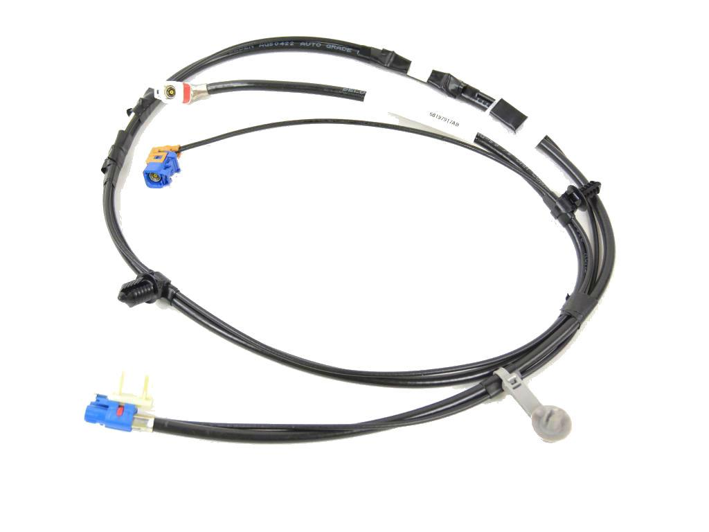 Jeep Cherokee Cable. Antenna. [instrument panel parts