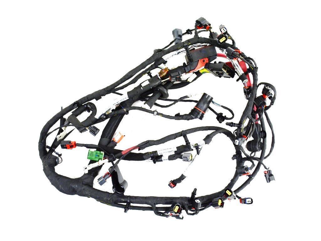 Dodge Charger Wiring. Engine. [220 amp alternator