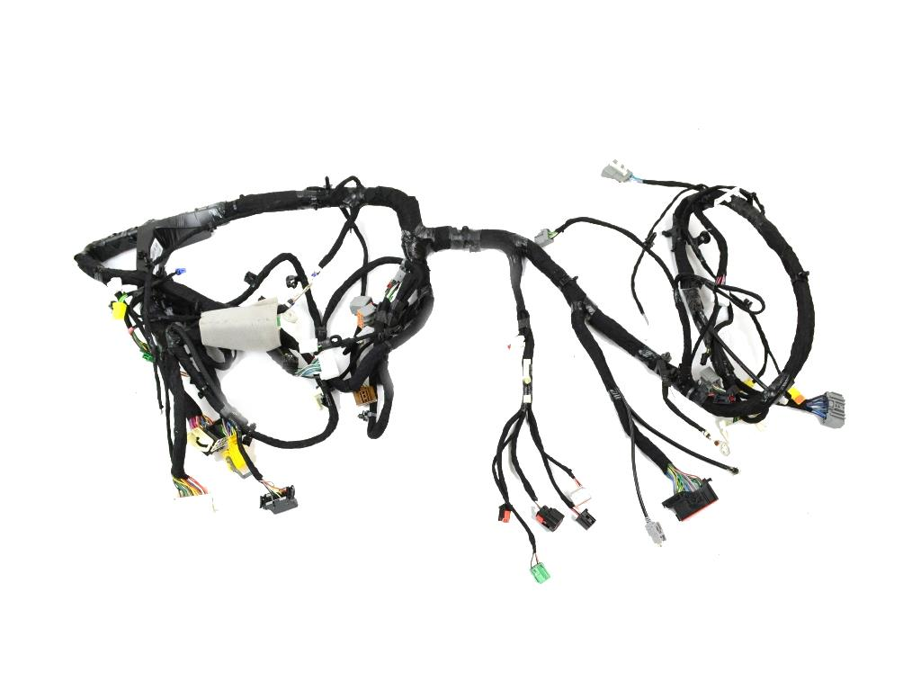 Ram 1500 Wiring. Instrument panel. Speakers, zone, view